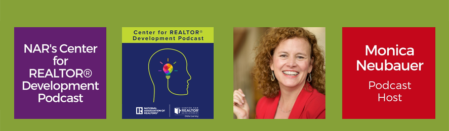 NAR`s Center for REALTOR Development Podcast
