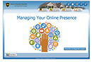 CRS: Managing Your Online Presence