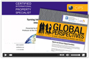 Global Perspectives Newsletter and Webinar Bundle